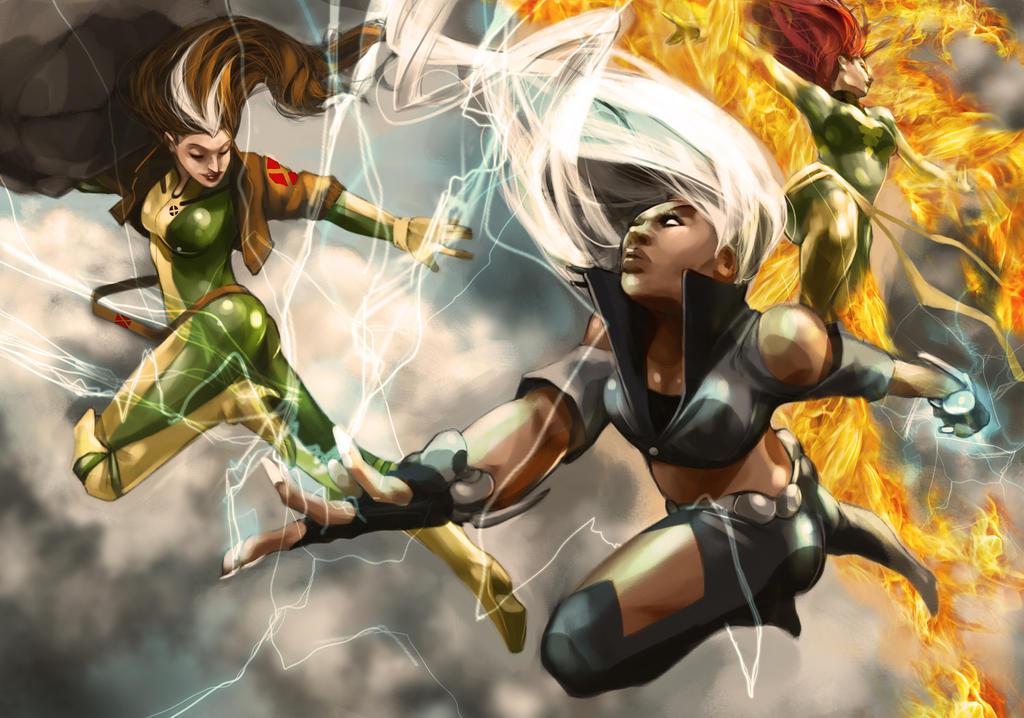 X-Men Generations II by daguillo84