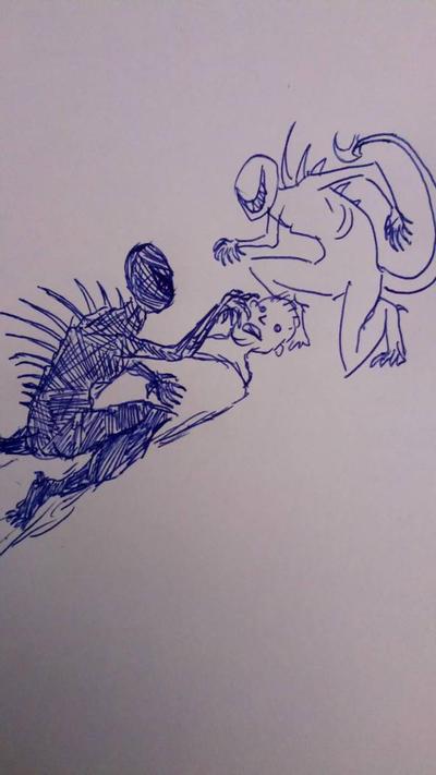 lurking devils by Kysmus
