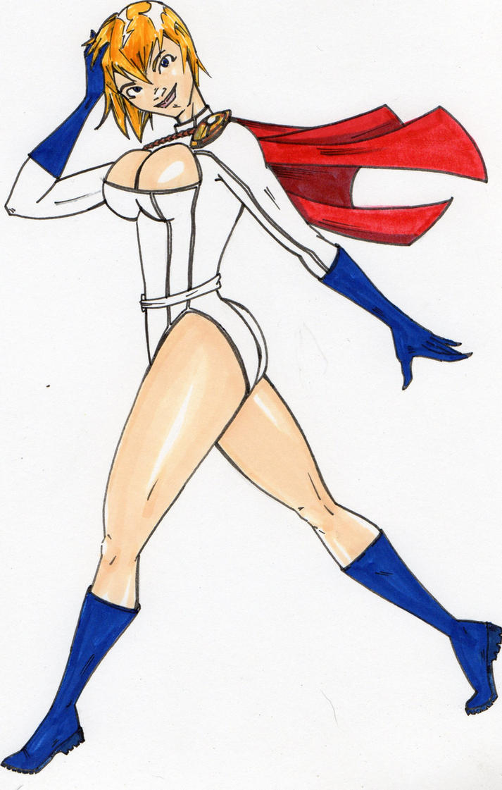 A quik power girl while watch football. by wiler11
