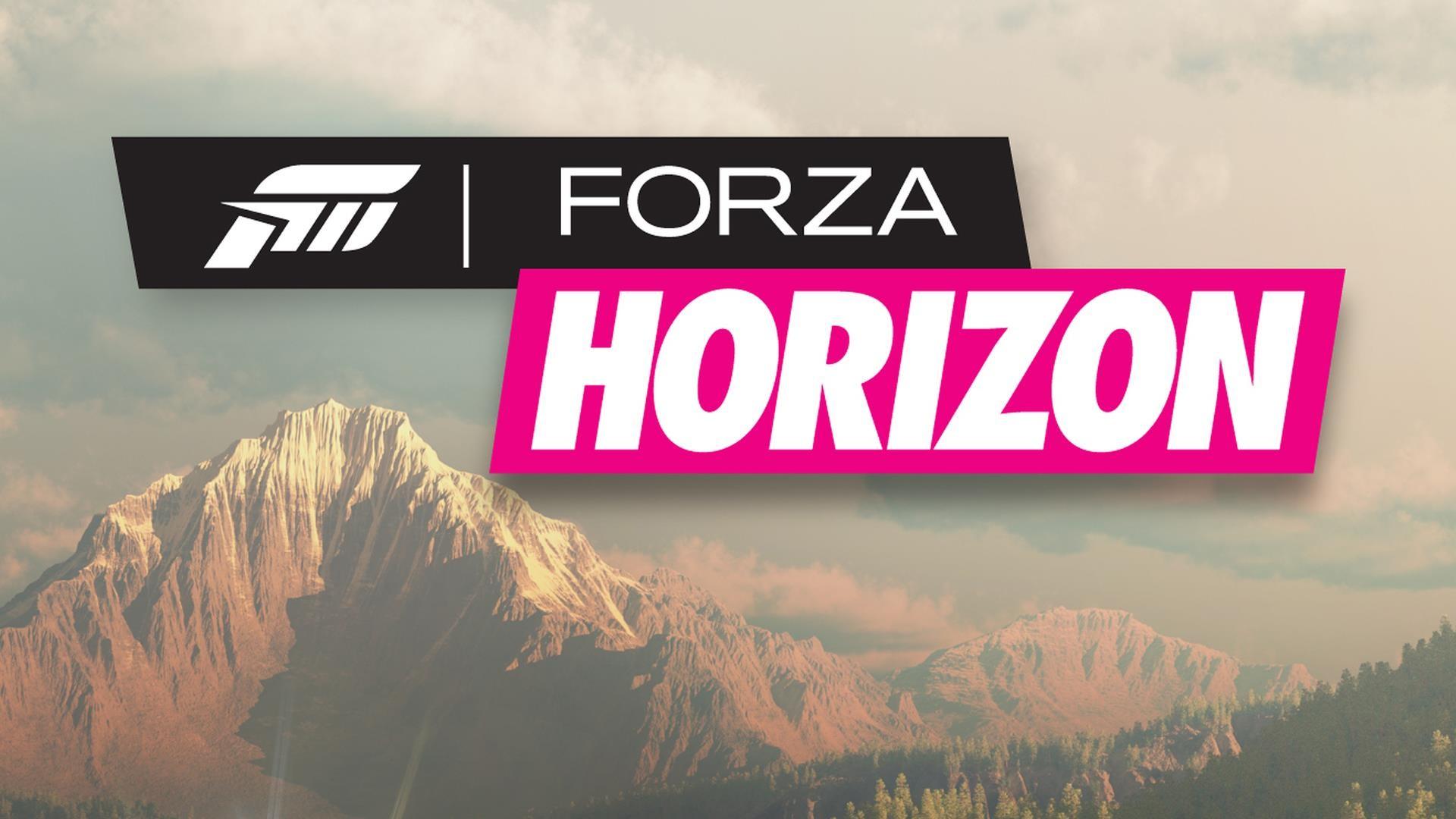 Forza horizon logo by acersense on deviantart - Forza logo wallpaper ...