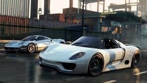 Pagani vs. Porsche