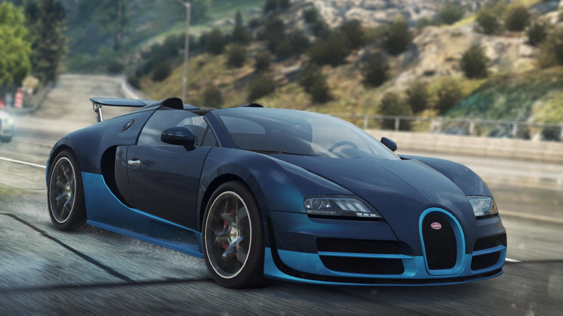 Bugatti Veyron Grand Sport Vitesse By AcerSense On DeviantArt