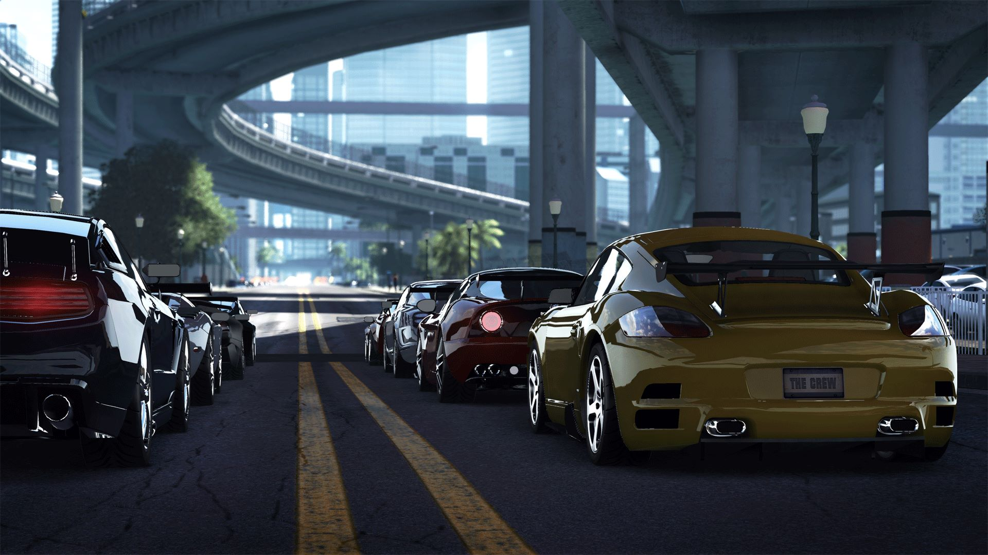 <b>The Crew Wallpaper</b> Group with 55 items