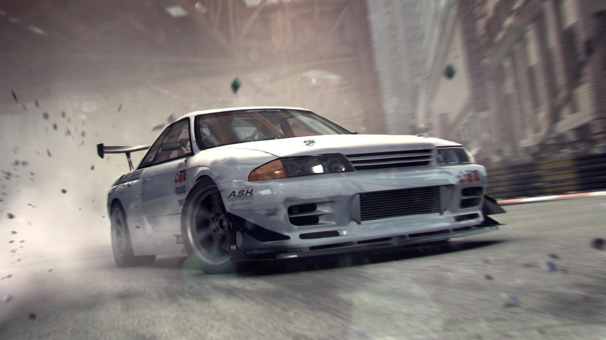Auto Gallery Nissan Skyline GT R R32 Wallpaper By AcerSense