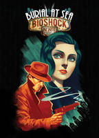 Bioshock Infinite: Burial at Sea Poster by AcerSense