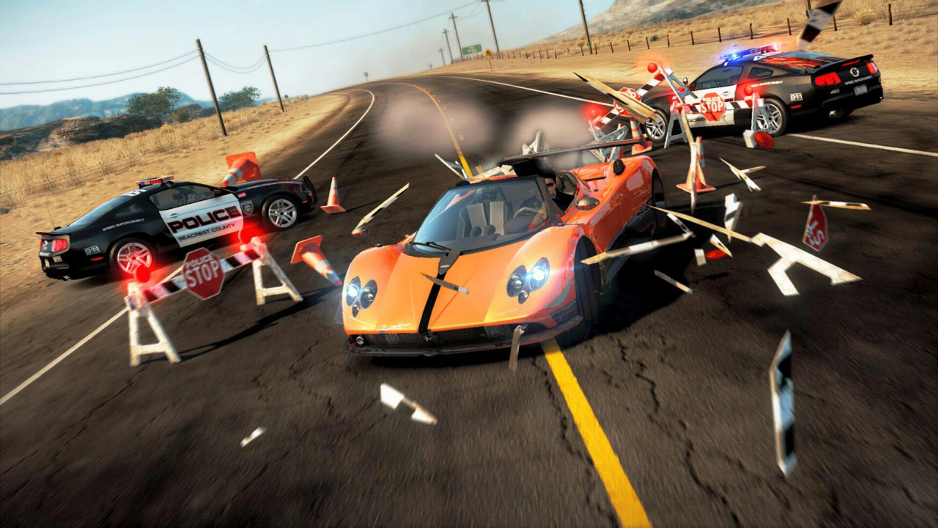 Need For Speed Hot Pursuit By Acersense On Deviantart
