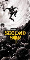 InFamous: Second Son Poster by AcerSense