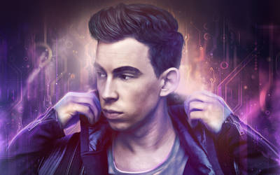Hardwell - United We Are Wallpaper