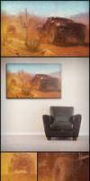 Big Time Baja : Landscapes by SingleHandedStudio