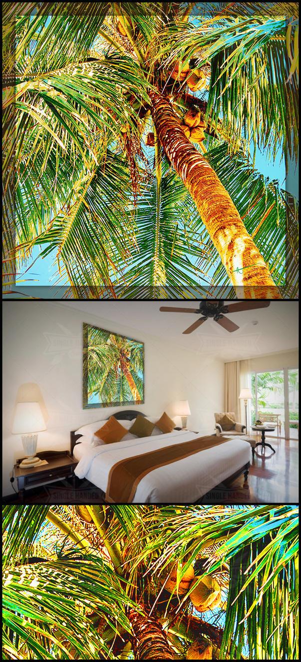 Bahama Breeze : VectorArt by SingleHandedStudio