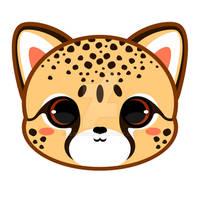 Cute Cheetah by Alien3287