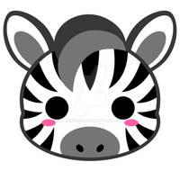 Cute Zebra by Alien3287