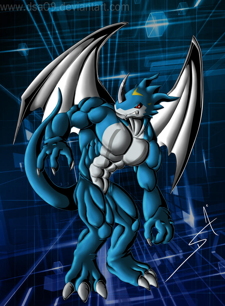 exveemon 3 by DSA09