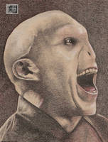 Lord Voldemort by LadyGray01