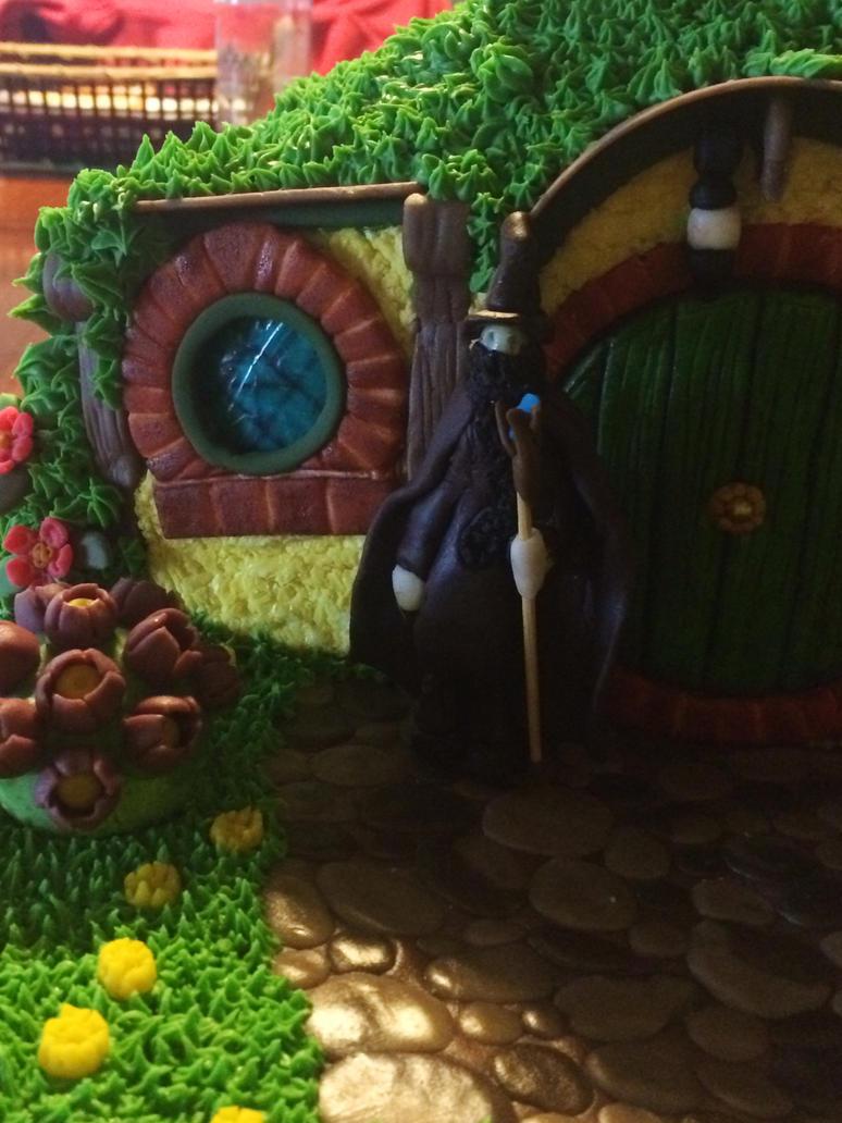 Smial Cake by LadyGray01