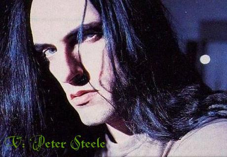 V: Peter Steele
