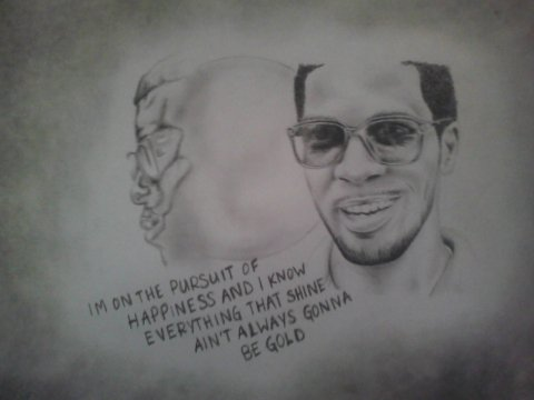 Kid Cudi Pursuit of Happiness by TheFirstPage on DeviantArt