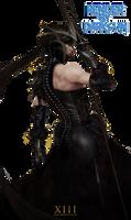 The Black Queen Render