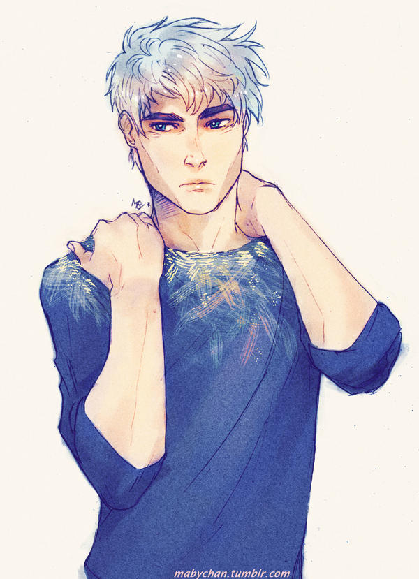 Jack Frost by Maby-chan