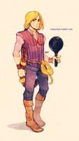 Male!Rapunzel by MabyMin