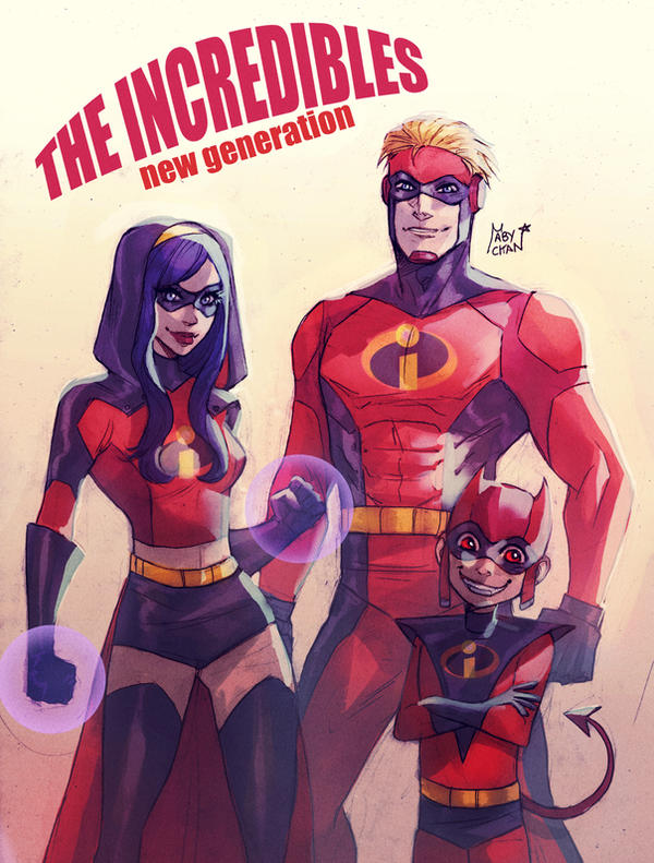 The Incredibles Pixar: 11 Redesigns Fans Made That Are Actually Better Than The Movies