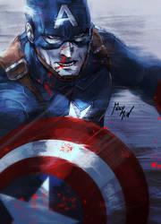 It's a Civil War by MabyMin