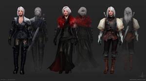 Witcher 3 / Ciri Redesign