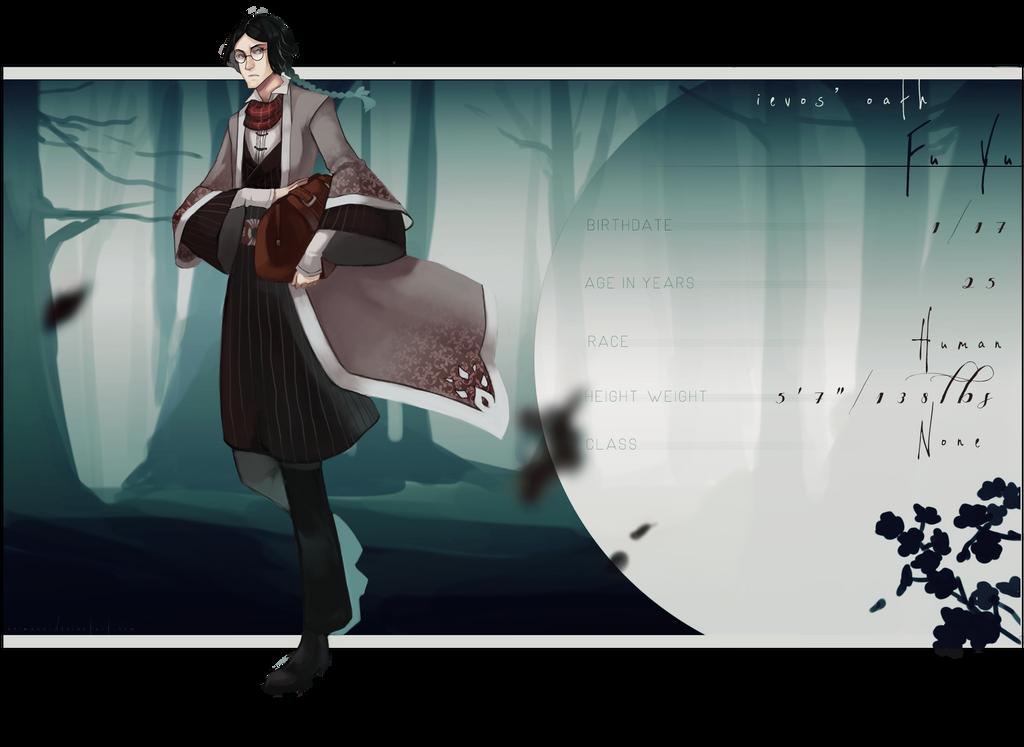 IO - Fu Yu by BloodnSpice