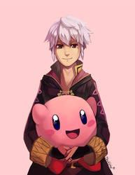 Robin And Kirby by LibertyMae