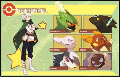 Trainer Card: Astrophel by LibertyMae