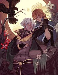 Henry and Ricken by LibertyMae
