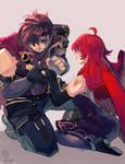 CM: Gaius and Ayaka