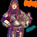 Amber by MetalRodan