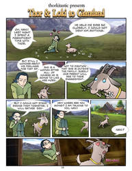 Thor and Loki to the Giantlands-01 by theperfectbromance