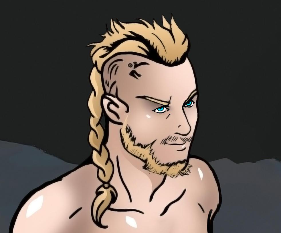 Ragnar Lodbrok by theperfectbromance