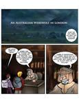 Werewolf AU page 1
