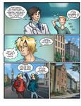 Werewolf AU page 12