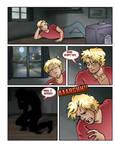 Werewolf AU page 28