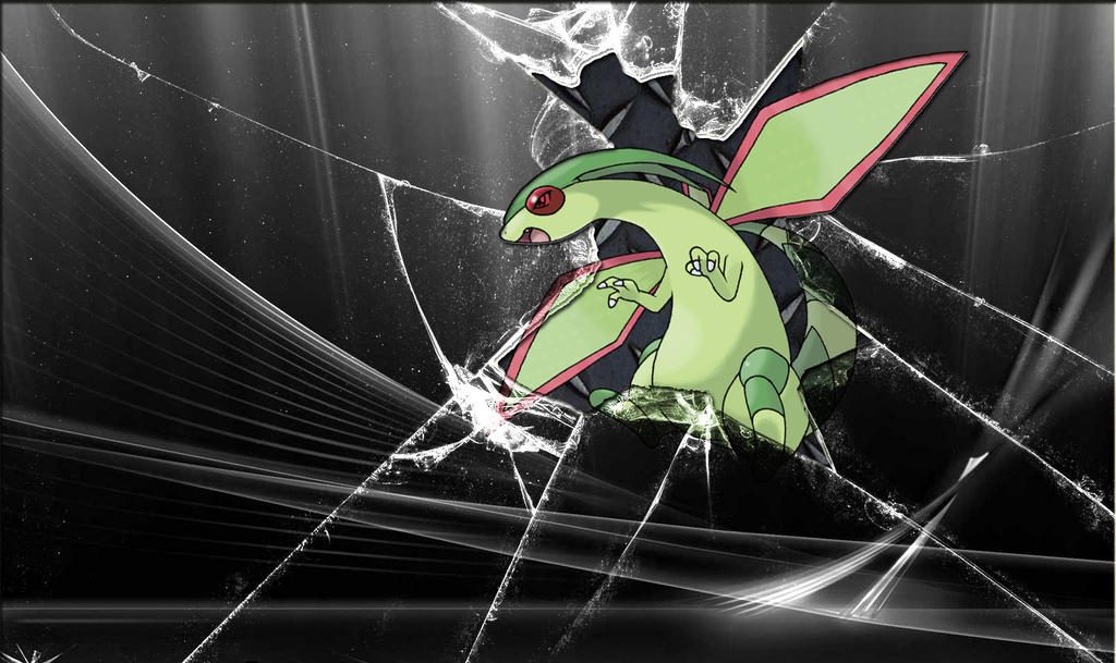 Flygon wallpaper HD by zedrache1991 on DeviantArt