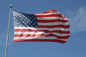 american flag by ecovers
