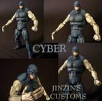 Cyber 2 Custom figure