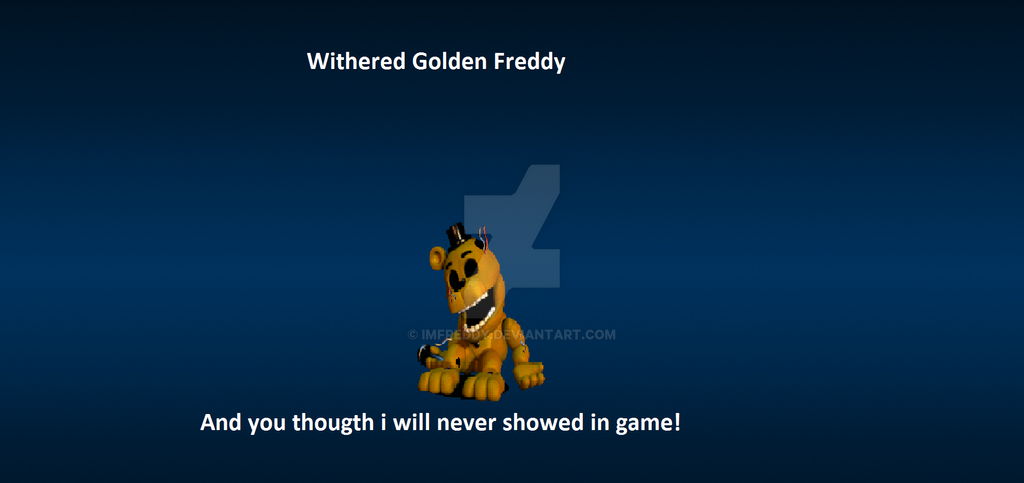 Adventure Unwithered Freddy Loading Screen By – Desenhos Para Colorir
