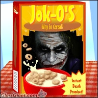 Why So Cereal? by FlabbelWabbel