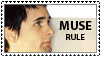 Muse stamp by Hawth