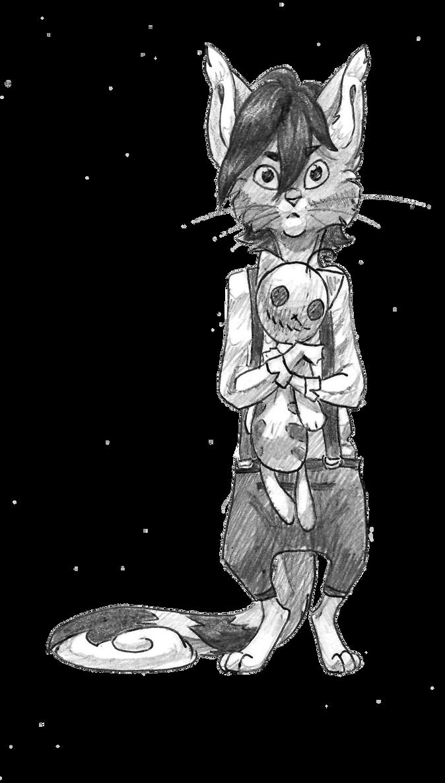 Potrait by IamSKETCHcat