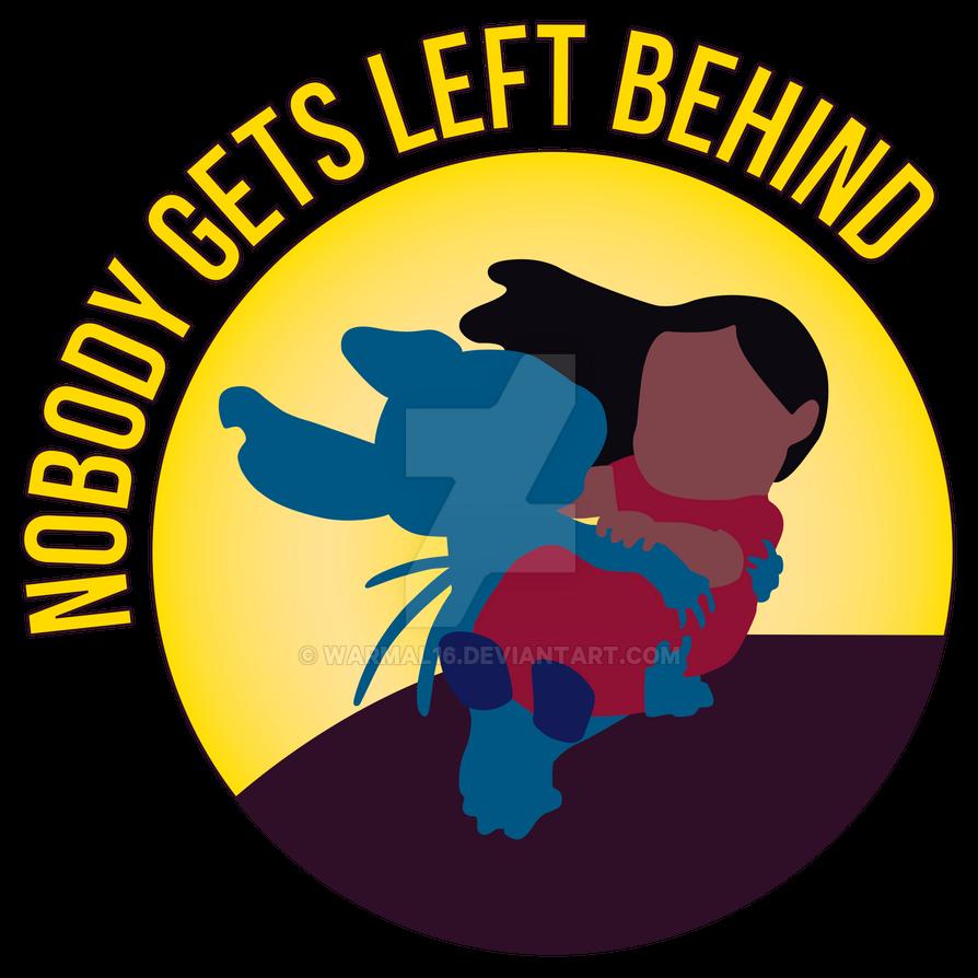 Nobody Gets Left Behind by warmal16