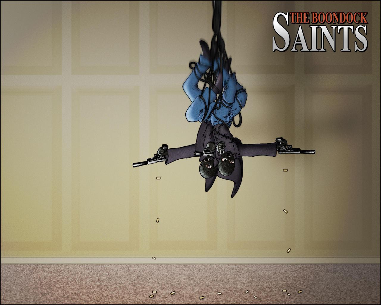 boondock saints desktop by viperbtee on deviantart