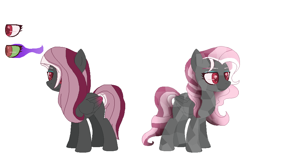 .:Official Debut:. Rubied Pieris by MlpXbox
