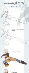 Angel Making of by Bastet-sama