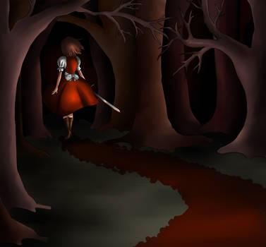 Meiko first Alice by Bastet-sama